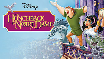 Is The Hunchback Of Notre Dame 1996 On Netflix Germany
